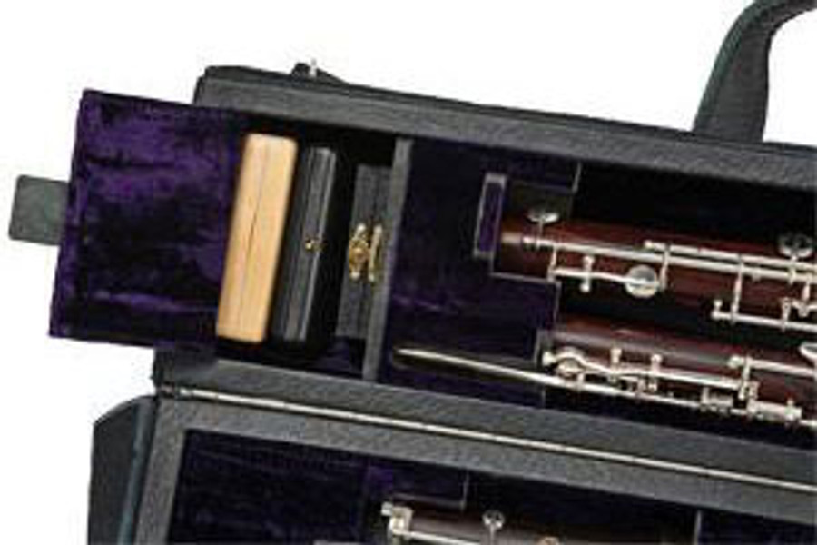 Wiseman Double Oboe/English Horn Case - Reed Case Compartment - reed case not included