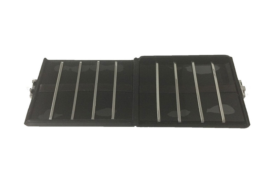 10-Reed Leather Tenor Sax/Bass Clarinet Reed Case Doublesided #2