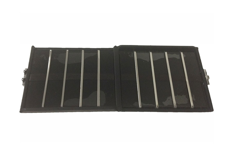 10-Reed Leather Tenor Sax/Bass Clarinet Reed Case Doublesided #23