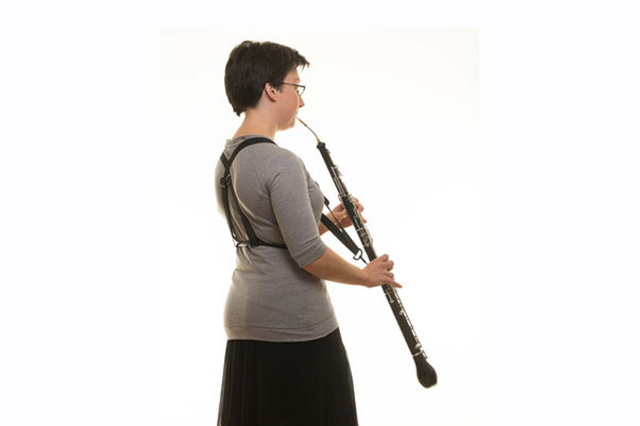 Weightless Winds - Woodwind Support System