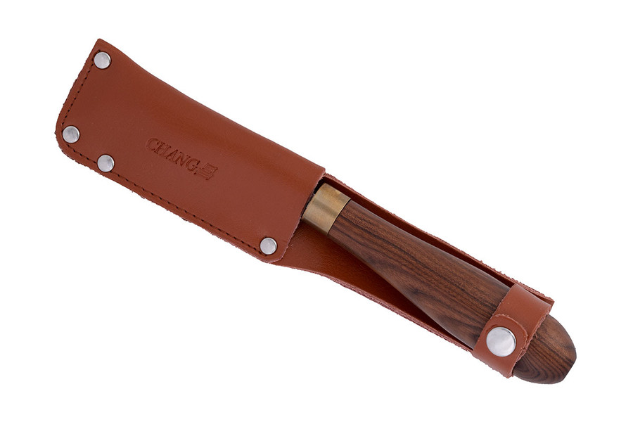 CHANG昌 Series Double Hollow Ground Knife