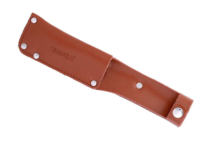 CHANG昌 Series Double Hollow Ground Knife Sheath