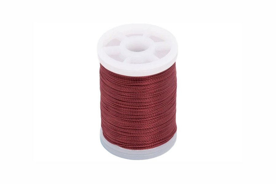 LC Nylon Thread, FF, 165 yds - Maroon