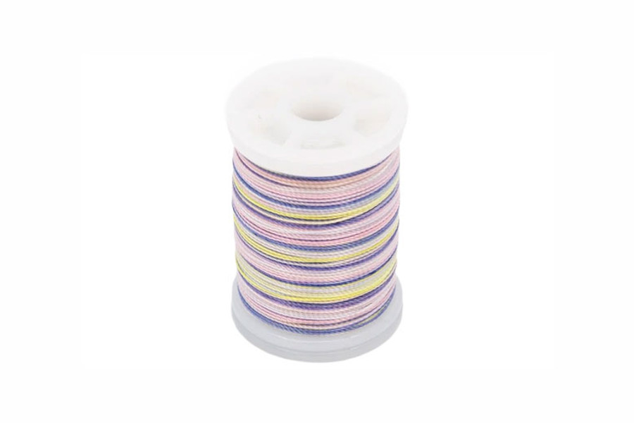 LC Nylon Thread, FF, 165 yds -  Special Variegated #6