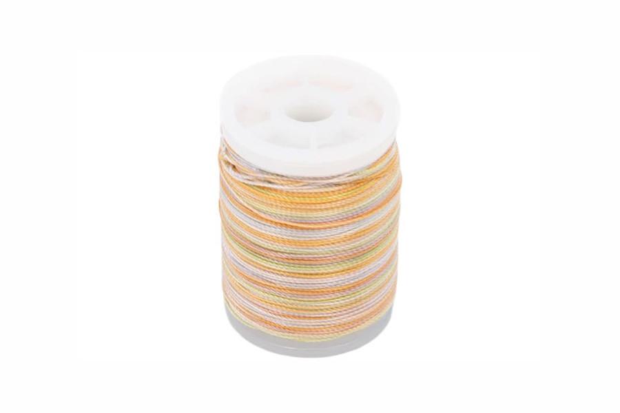LC Nylon Thread, FF, 165 yds - Tutti Fruity Variegated #1
