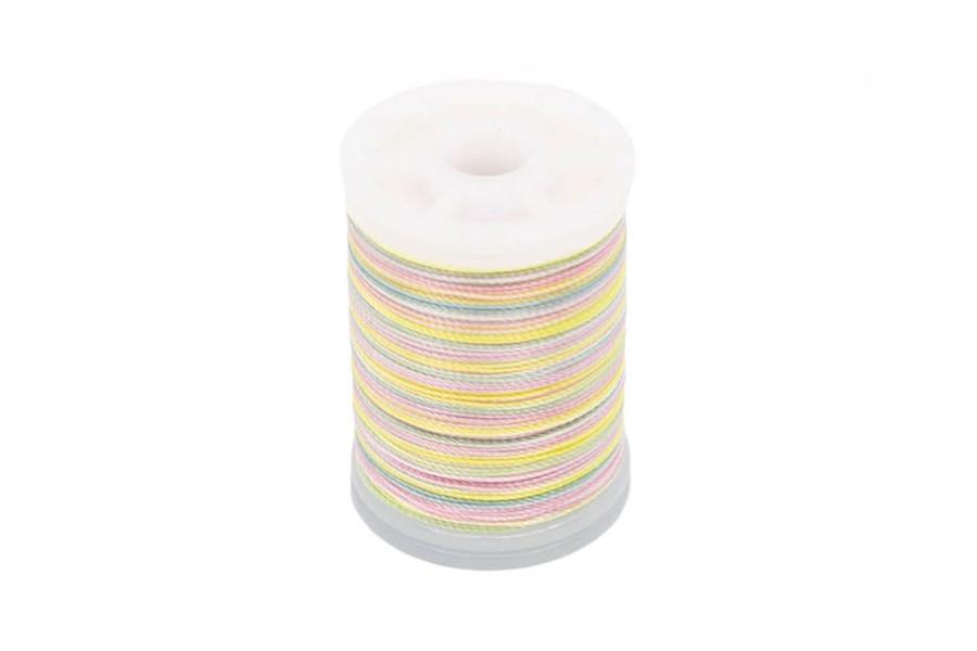 LC Nylon Thread, FF, 165 yds - Pastel Variegated