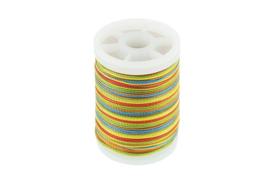 LC Nylon Thread, FF, 165 yds - Special Rainbow Variegated