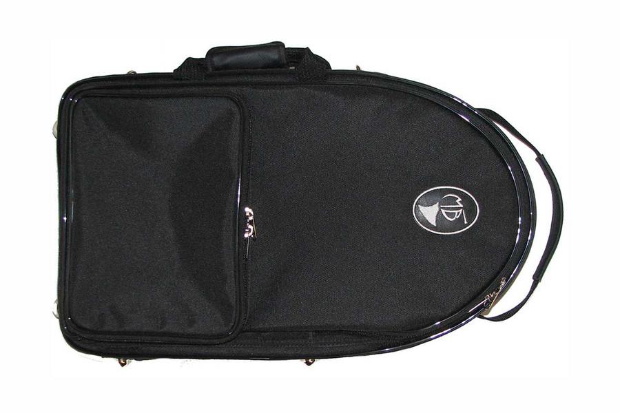 Marcus Bonna Oboe and English Horn Case, Nylon, Black, (rocket-style)