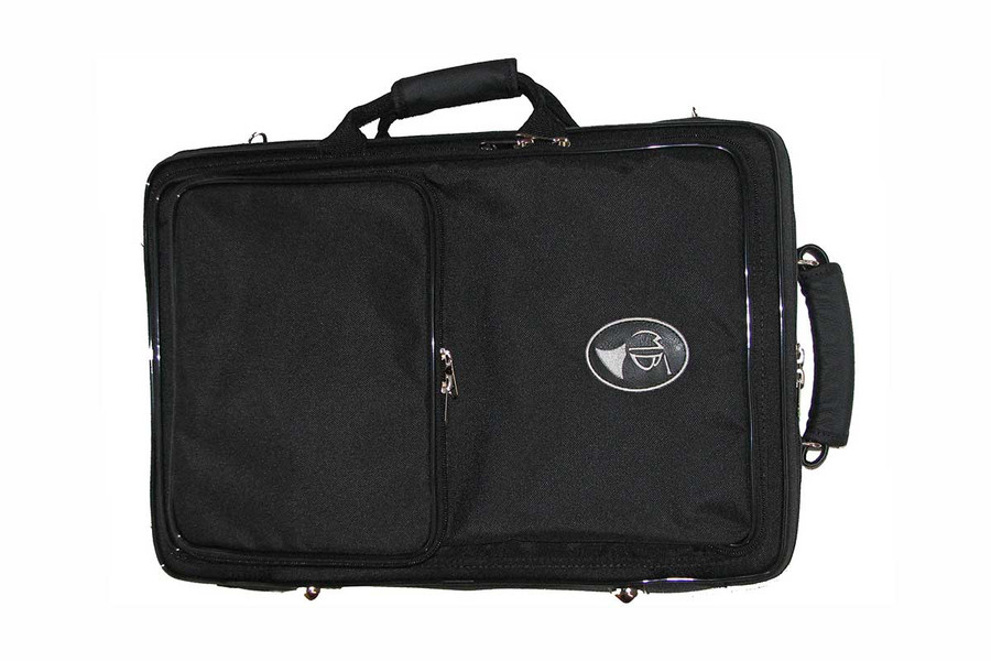 Marcus Bonna Oboe and English Horn Case, Square, Nylon, Black