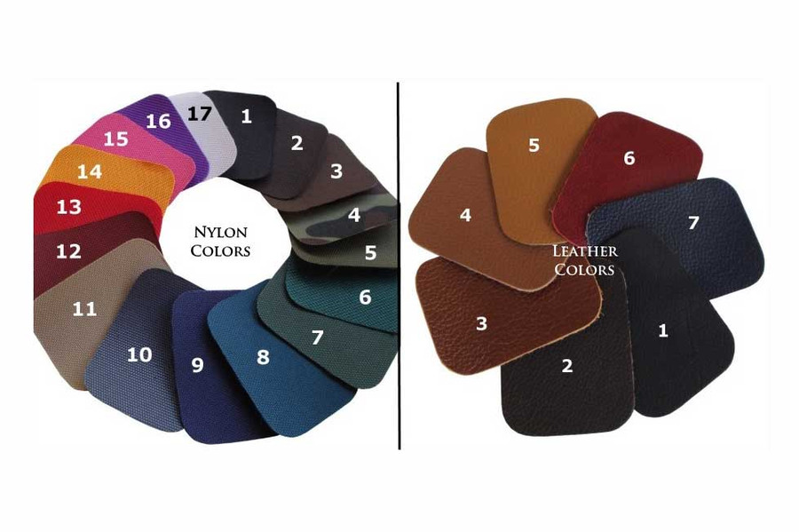 Marcus Bonna Cases Nylon and Leather Colors