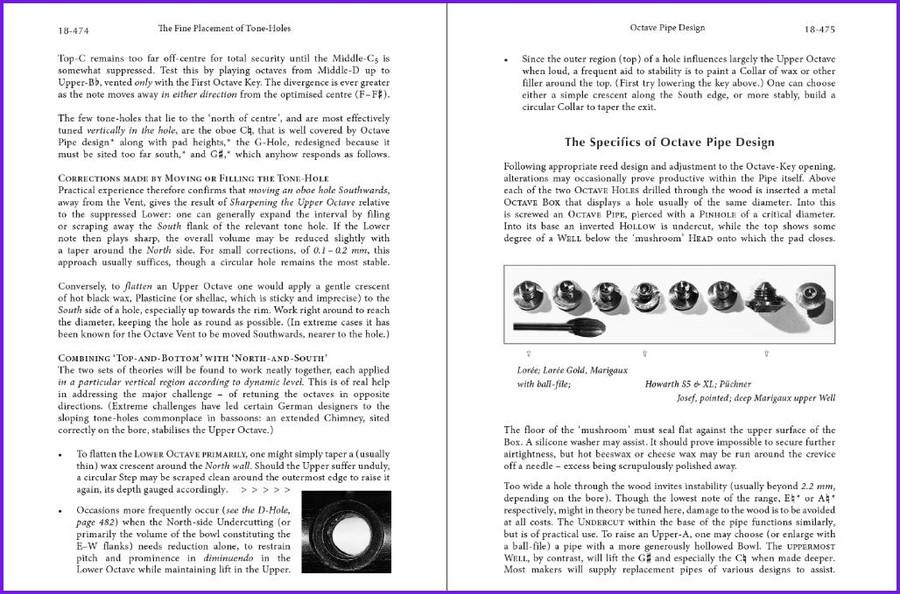 Understanding the Oboe Reed by Graham Salter