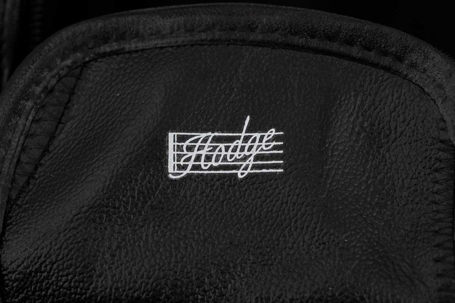 Hodge College Double Reed Tool Bag - Flap with logo