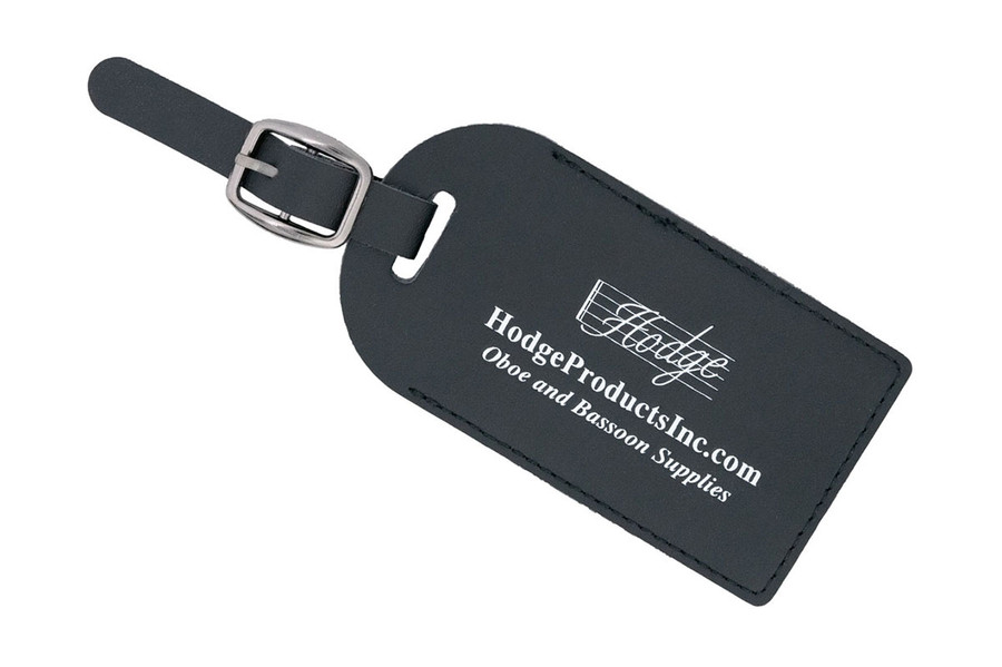 Hodge Luggage Tag - included with bag