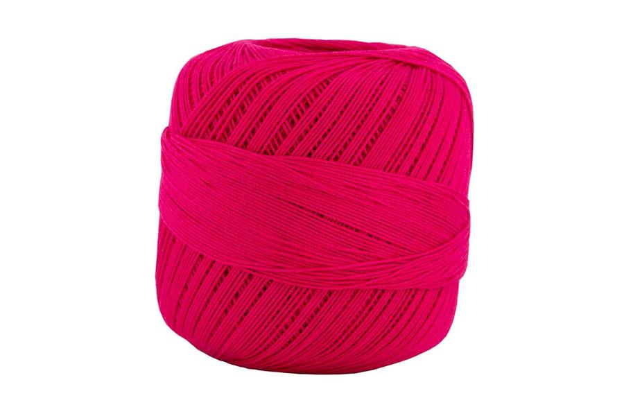 Omega #10 Cotton Thread, 173 yds - Fuschia