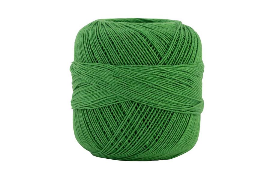 Omega #10 Cotton Thread, 173 yds - Green