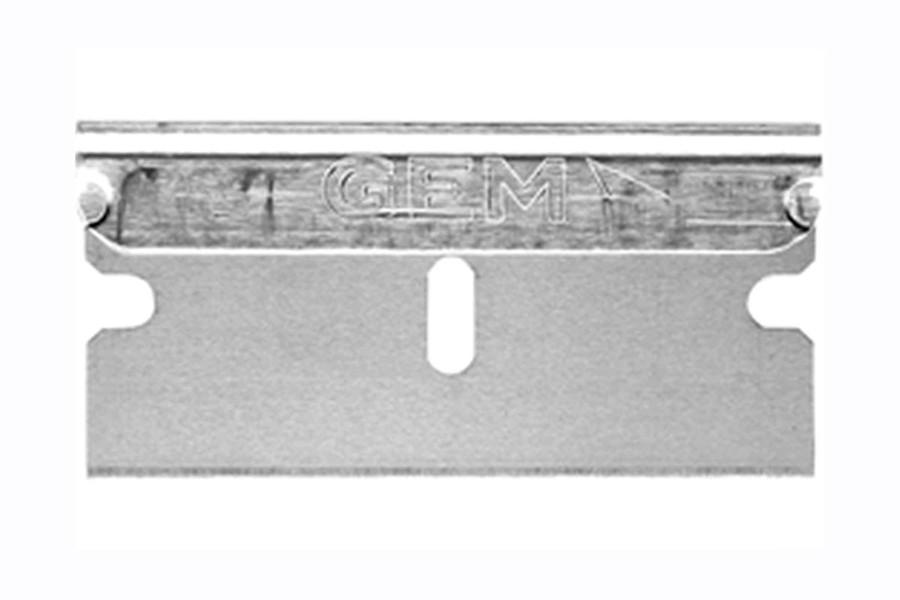 GEM Extra Sharp Coated Single Edge Razor Blade