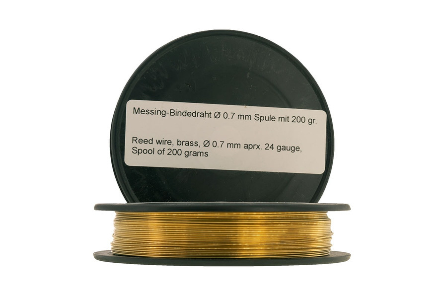 Rieger Bassoon Wire, .7mm