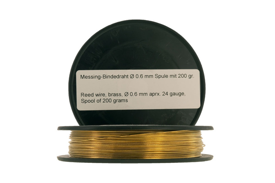 Rieger Bassoon Wire, .6mm