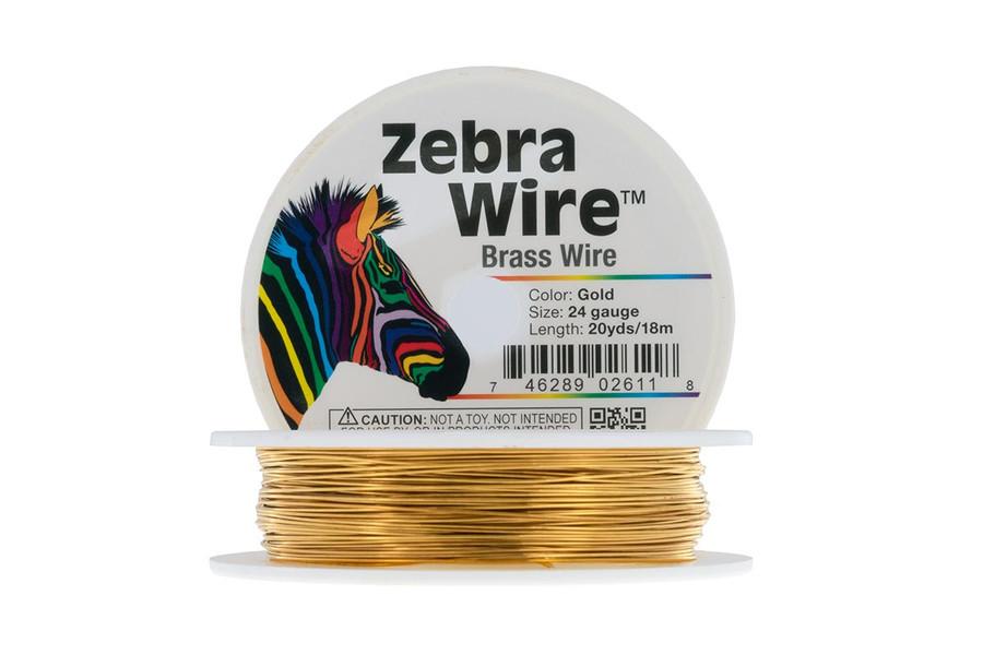 Zebra 24 gauge wire