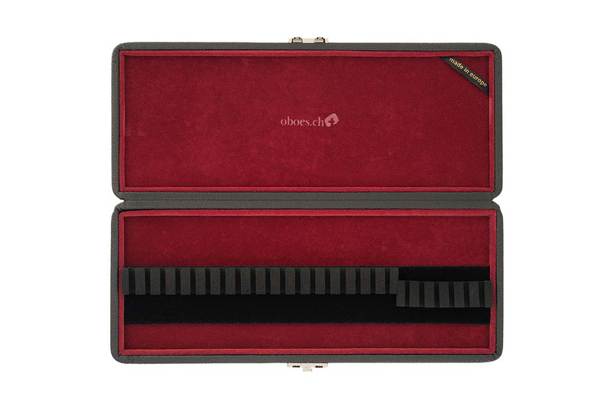 6 English Horn/18 Oboe Leather Reed Case by Reeds 'n Stuff