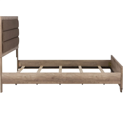 Panel Bed Rails - Brown