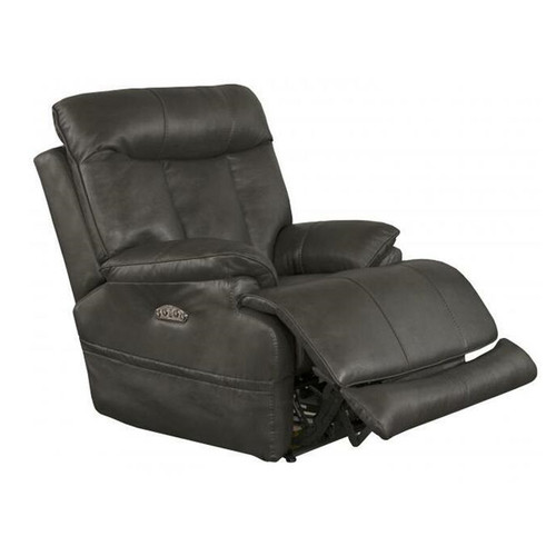 Voice Pwr Headrest w/Lumbar Pwr Lay Flat Recl Con LS