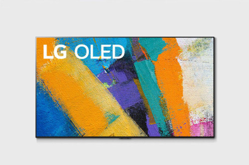 LG GX 65 inch Class with Gallery Design 4K Smart OLED TV w/AI ThinQ(R) (64.5'' Diag)