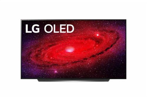 LG CX 77 inch Class 4K Smart OLED TV w/ AI ThinQ® (76.7'' Diag)