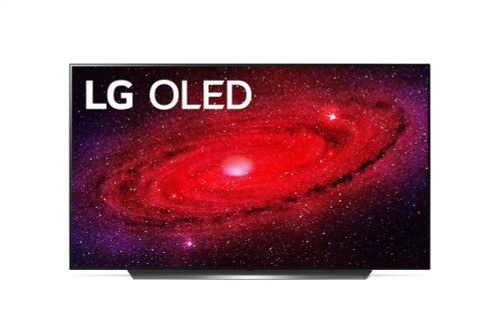 LG CX 55 inch Class 4K Smart OLED TV w/ AI ThinQ(R) (54.6'' Diag)