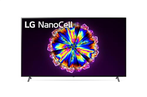 LG NanoCell 90 Series 2020 86 inch Class 4K Smart UHD NanoCell TV w/ AI ThinQ® (85.5'' Diag)