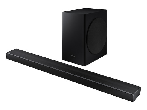 HW-Q60T 5.1ch Acoustic Beam Soundbar with Dolby Digital 5.1 / DTS Virtual:X