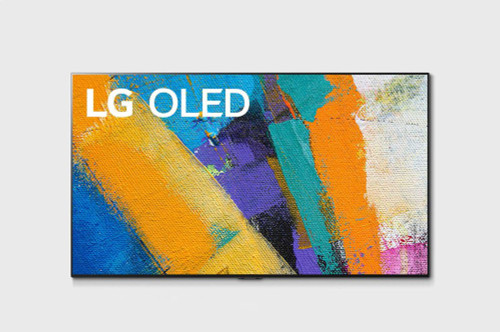 LG GX 55 inch Class with Gallery Design 4K Smart OLED TV w/AI ThinQ(R) (54.6'' Diag)