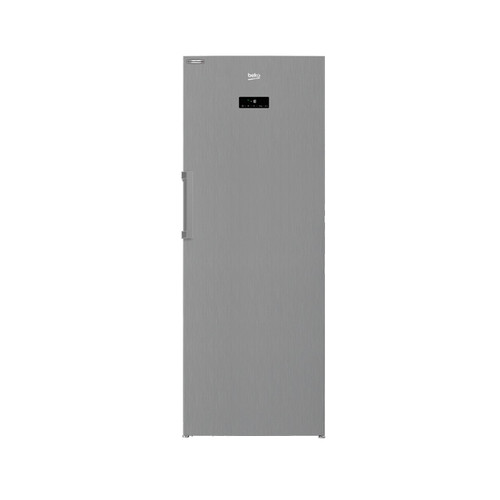 """28"""" Stainless Steel Upright Freezer with Auto Ice Maker"""