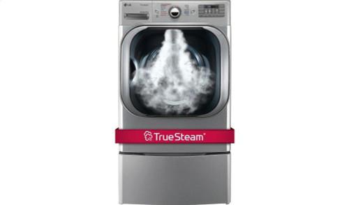 LG 9.0 cu. ft. Mega Capacity Electric Dryer w/ Steam™ Technology