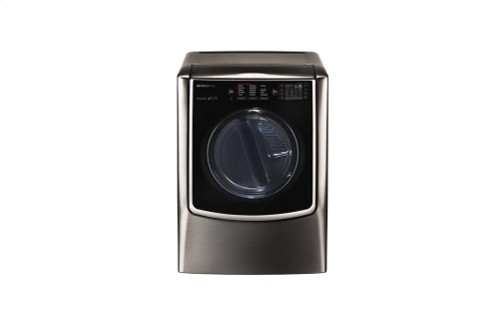 LG SIGNATURE 9.0 cu. ft. Large Smart wi-fi Enabled Electric Dryer w/ TurboSteam(TM)