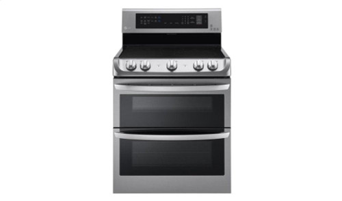 7.3 cu. ft. Electric Double Oven Range with ProBake Convection(R), EasyClean(R) and Infrared Heating(TM) System