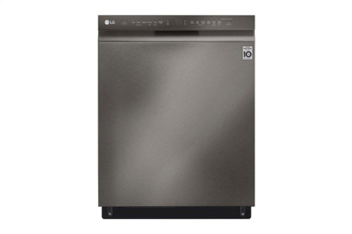 Front Control Smart wi-fi Enabled Dishwasher with QuadWash(TM)