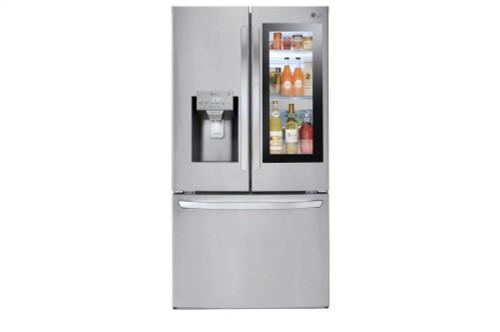 28 cu. ft. Smart wi-fi Enabled InstaView(TM) Door-in-Door(R) Refrigerator