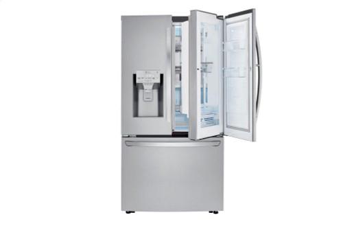 30 cu. ft. Smart wi-fi Enabled French Door Refrigerator with Door-in-Door(R)