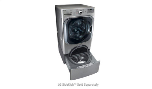 5.2 cu. ft. Mega Capacity TurboWash(R) Washer with Steam Technology