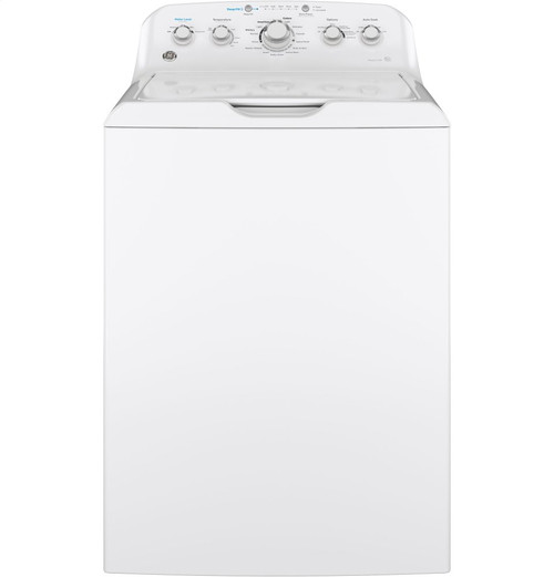 4.5 cu. ft. Capacity Washer with Stainless Steel Basket - White