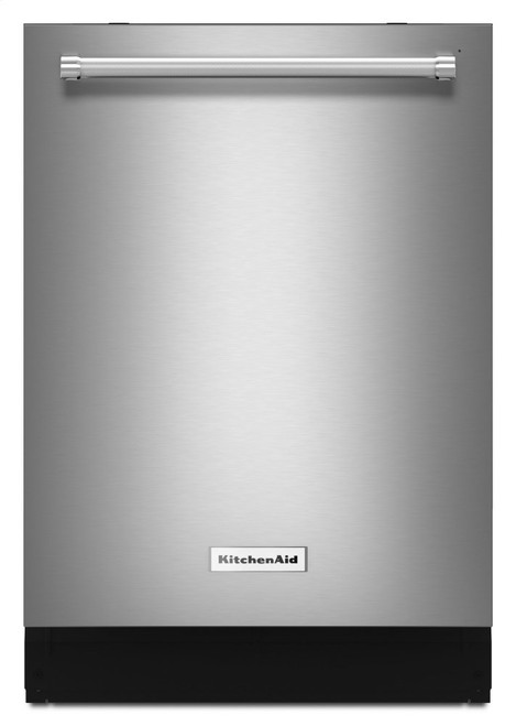 46 DBA Dishwasher with Third Level Rack and PrintShield(TM) Finish - Stainless Steel with PrintShield(TM) Finish
