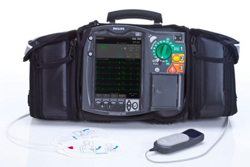 Philips HeartStart MRx Monitor/Defibrillator Demo