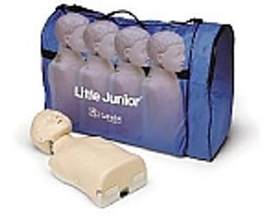 Laerdal Little Jr. Four Pack Manikins 18002250