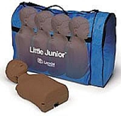 Little Jr. Dark Skin Four Pack