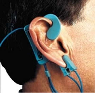 Reusable SpO2 Sensor Adult/Pediatric Ear Clip M1194A