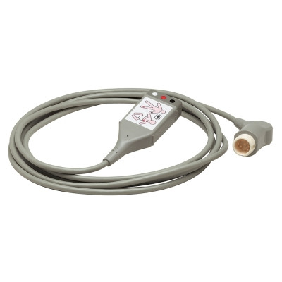3 - Lead ECG Trunk Cable