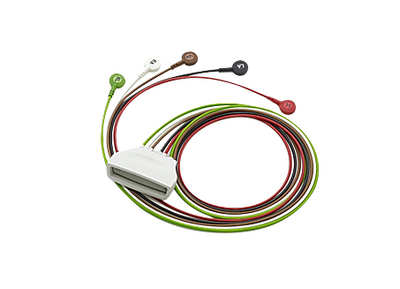 Cable ECG 5-Lead Snap for Philips HeartStart MRx