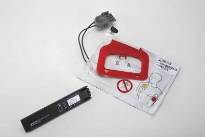 LIFEPAK CR Plus Replacement Kit for Charge-Pak - 1 set of electrodes