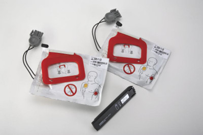 LIFEPAK CR Plus Replacement Kit for Charge-Pak  (2 sets of electrodes)